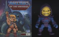 Masters of the Universe Action Vinyls - Skeletor