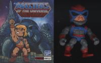 Masters of the Universe Action Vinyls - Stratos