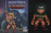 Masters of the Universe Action Vinyls - Tri-Klops