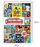 Lustiges Taschenbuch 50 Jahre LTB - Eine Retrospektive