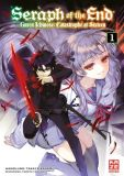 Seraph of the End: Guren Ichinose - Catastrophe at Sixteen 01 [Roman]