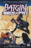 Batgirl and the Birds of Prey (2016) TPB 02: Source Code