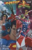 Justice League/Power Rangers (2017) HC