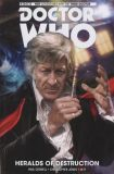 Doctor Who: The Third Doctor (2016) TPB 01: Heralds of Destruction
