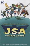 JSA (1999) by Geoff Johns TPB 01