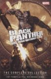 Black Panther: The Man Without Fear (2011) The Complete Collection TPB