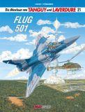 Die Abenteuer von Tanguy und Laverdure (1987) HC 21: Flug 501