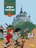 Spirou und Fantasio Gesamtausgabe 08: Lustige Abenteuer
