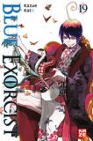 Blue Exorcist 19