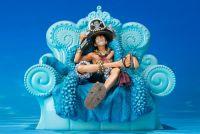 Figuarts Zero One Piece 20th Anniversary Ver. Figure: Monkey D. Luffy