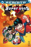 Super Sons (2018) 01: Familienzoff