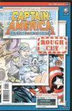 Captain America: Sentinel of Liberty (1998) 01 [Rough Cut]