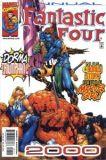 Fantastic Four (1998) Annual 2000