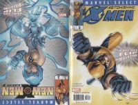Marvel Select Flip Magazine (2005) 03: Astonishing X-Men/New X-Men