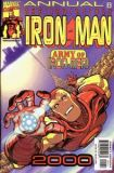 Iron Man (1998) Annual 2000