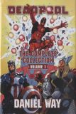 Deadpool (2008) By Daniel Way - The Complete Collection Omnibus HC 01