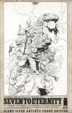 Seven to Eternity (2016) Giant-Sized Artists Proof Edition 3&4
