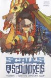 Scales & Scoundrels (2017) TPB 01: Into the Dragon's Maw