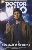 Doctor Who: The Tenth Doctor (2014) TPB 08: Facing Fate 1 - Breakfast at Tyrannys