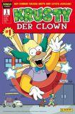 Simpsons Comics präsentiert: Krusty der Clown (2018) 01