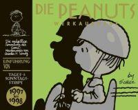 Die Peanuts Werkausgabe 24: Tages- & Sonntags-Strips 1997-1998