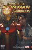 Invincible Iron Man (2016) TPB 01: Ironheart - Riri Williams