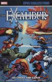 Excalibur Epic Collection (2018) TPB 02: The Cross-Time Caper