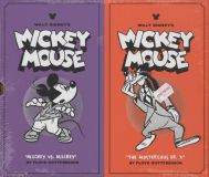 Mickey Mouse by Floyd Gottfredson Slipcase mit Vol. 11+12