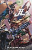 Justice League of America (2015) TPB: Power and Glory
