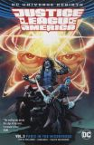 Justice League of America (2017) TPB 03: Panic in the Microverse