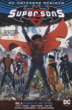 Super Sons (2017) TPB 02: Planet of the Capes