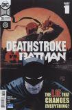 Deathstroke (2016) 30: Deathstroke vs. Batman Part 1