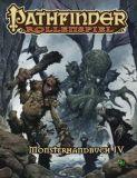 Pathfinder Rollenspiel: Monsterhandbuch IV [Taschenbuch]
