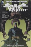 Batman: The Dark Knight Paperback 04: Stadt der Monster [Hardcover]
