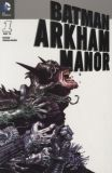 Batman: Arkham Manor (2015) 01 [Variant-Cover-Edition]