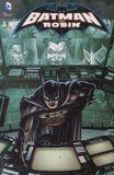 Batman & Robin (2012) 05: Brennende Herzen [Variant-Cover-Edition]