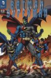 Batman/Superman (2014) 02: Monguls Todesspiel [Variant-Cover-Edition]