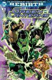 Green Lanterns (2017) 06: Am Anfang der Zeit