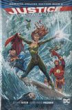 Justice League (2016) Rebirth Deluxe Edition HC 02