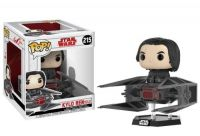 Pop! Star Wars Episode VIII - Wackelkopf-Figur Kylo Ren on Tie Fighter