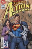 Action Comics (1938) 1000 [1990s Variant Cover - Dan Jurgens]