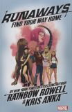 Runaways (2017) TPB 01: Find your Way home