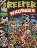 Reefer Madness Comics (2018) TPB