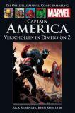 Die Offizielle Marvel-Comic-Sammlung 132 [84]: Captain America - Verschollen in Dimension Z