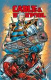 Deadpool & Cable (2018) HC: Wenn Blicke töten könnten