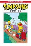 Simpsons Comic-Kollektion 04: Fit für den Sommer in 140 Seiten