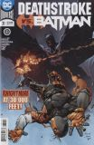 Deathstroke (2016) 31: Deathstroke vs. Batman Part 2