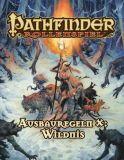 Pathfinder Rollenspiel: Ausbauregeln X - Wildnis