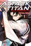 Attack on Titan - No Regrets Full Color Edition 01