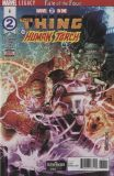 Marvel 2-in-One (2018) 06: The Thing and The Human Torch